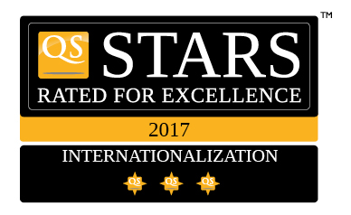 UTHM QS 3 Stars Rating Internationalization