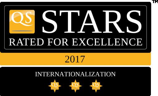 UTHM QS 3 Stars (Internationalization)