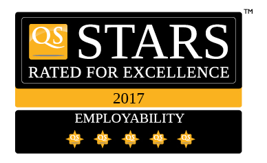 UTHM QS 5 Stars Rating Employability