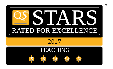 UTHM QS 5 Stars Rating Teaching