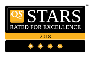UTHM QS 4 Stars Rating (Overall 4 Star 2018)