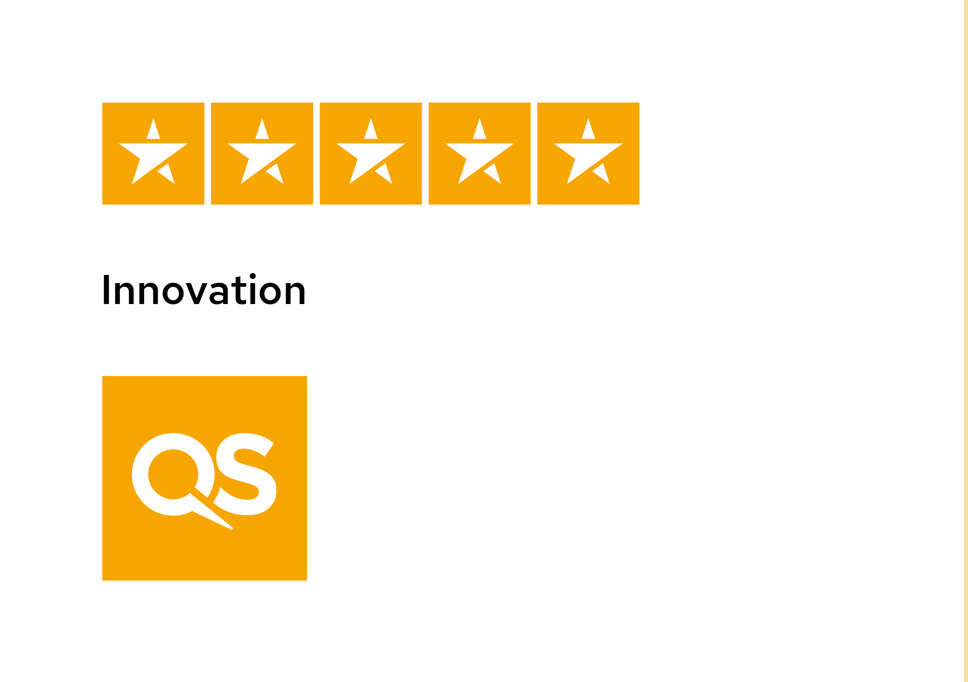 UTHM QS Rating 5 Stars in Innovation 2021