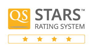 UTHM QS 4 Stars Rating (Overall 4 Star 2019)