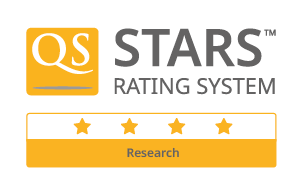 UTHM QS Rating 4 Stars in Research 2021